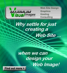 Why settle for just creating a web site ... when we can design your web image!