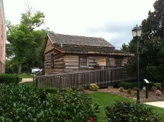 Historic Log Cabin Conference Room